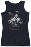 Juniors Tank Top: Bruce Lee - The Dragon Tank Top