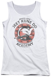Juniors Tank Top: Bruce Lee - Jeet Kune Tank Top