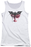 Juniors Tank Top: Dark Knight Rises - Meow Tank Top