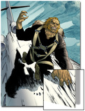 Wolverine No.20: Sabretooth Riding on top of a Plane Prints by Renato Guedes