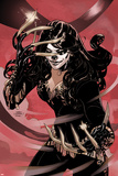 X-Men 7 Cover: Lady Deathstrike Wall Decal by Terry Dodson