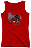 Juniors Tank Top: Dark Knight Rises - The Bat Tank Top
