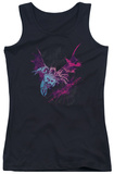 Juniors Tank Top: Dark Knight Rises - Batarang Tank Top