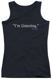 Juniors Tank Top: Frasier - I'm Listening Tank Top