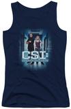 Juniors Tank Top: CSI - Serious Business Tank Top