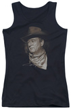 Juniors Tank Top: John Wayne - The Duke Tank Top