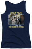 Juniors Tank Top: St Original - The Squire Of Gothos Tank Top