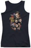 Juniors Tank Top: St Original - The Classic Crew Tank Top