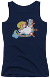 Juniors Tank Top: Love Boat - The Doctor Is In Tank Top
