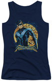 Juniors Tank Top: Batman - Nightwing Moon Tank Top