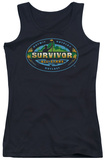 Juniors Tank Top: Survivor - All Stars Tank Top