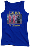 Juniors Tank Top: St Original - The Changeling Tank Top