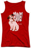 Juniors Tank Top: Frasier - Eddie Tank Top