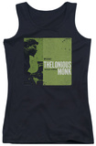 Juniors Tank Top: Thelonious Monk - Work Tank Top
