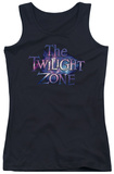 Juniors Tank Top: Twilight Zone - Twilight Galaxy Tank Top