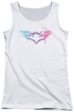Juniors Tank Top: Dark Knight Rises - Spray Cat Tank Top