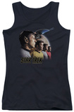 Juniors Tank Top: St Original - Forward To Adventure Tank Top