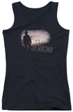 Juniors Tank Top: Jericho - Mushroom Cloud Tank Top