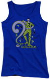 Juniors Tank Top: DC Comics - The Riddler Tank Top