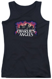 Juniors Tank Top: Charlies Angels - Explosive Tank Top
