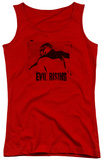 Juniors Tank Top: Dark Knight Rises - Evil Rising Tank Top