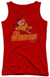 Juniors Tank Top: Mighty Mouse - I'm Mighty Tank Top