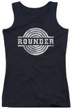 Juniors Tank Top: Concord Music - Rounder Retro Tank Top