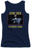 Juniors Tank Top: St Original - The Doomsday Machine Tank Top
