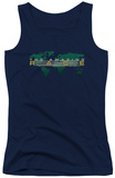 Juniors Tank Top: Amazing Race - Around The World Tank Top
