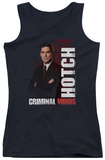 Juniors Tank Top: Criminal Minds - Hotch Tank Top