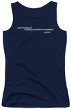 Juniors Tank Top: The Good Wife - Law Offices Tank Top