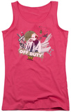 Juniors Tank Top: Taxi - Off Duty Tank Top
