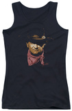 Juniors Tank Top: John Wayne - Splatter Tank Top