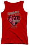 Juniors Tank Top: Charmed - Embrace The Power Tank Top