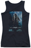 Juniors Tank Top: Dark Knight Rises - Bane Poster Tank Top