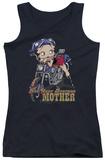 Juniors Tank Top: Boop - Not Your Average Mother Tank Top