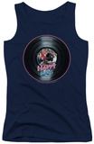 Juniors Tank Top: Happy Days - On The Record Tank Top