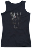 Juniors Tank Top: Dark Knight Rises - Catwoman Rise Tank Top