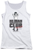 Juniors Tank Top: Little Rascals - Club President Tank Top