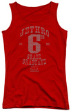 Juniors Tank Top: Beverly Hillbillies - Mr 6th Grade Grad Tank Top