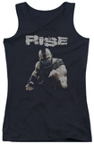 Juniors Tank Top: Dark Knight Rises - Rise Tank Top