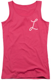 Juniors Tank Top: Laverne & Shirley - Laverne's L Tank Top