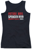 Juniors Tank Top: Criminal Minds - Future Bride Tank Top