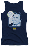 Juniors Tank Top: Taxi - Shut Your Trap Tank Top