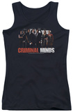 Juniors Tank Top: Criminal Minds - The Brain Trust Tank Top