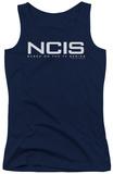Juniors Tank Top: NCIS - Logo Tank Top