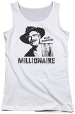 Juniors Tank Top: Beverly Hillbillies - Millionaire Tank Top