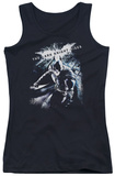 Juniors Tank Top: Dark Knight Rises - More Than A Man Tank Top