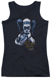 Juniors Tank Top: Batman AA - Arkham Harley Quinn Tank Top