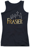 Juniors Tank Top: Frasier - Frasier Logo Tank Top